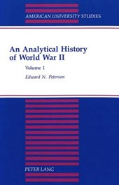 An Analytical History of World War II