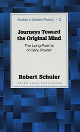 Journeys Toward the Original Mind | Robert Schuler |