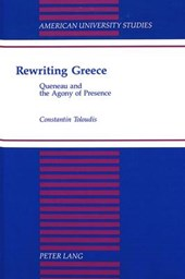 Rewriting Greece