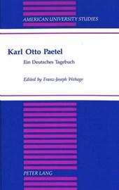 Karl Otto Paetel