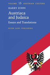 Austriaca and Judaica | Judith Zohn |