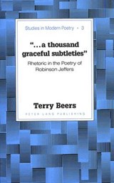 «...a thousand graceful subtleties» | Terry Beers |