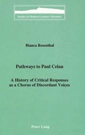Pathways to Paul Celan