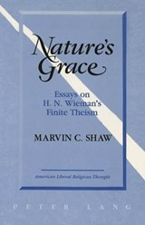 Nature's Grace | Marvin C. Shaw |