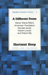A Different Poem | Hartmut Heep |