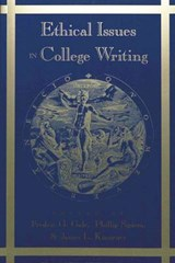 Ethical Issues in College Writing | auteur onbekend |