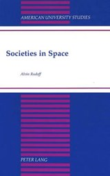 Societies in Space | Alvin Rudoff |