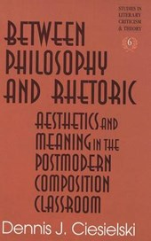Between Philosophy and Rhetoric