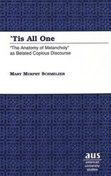 'Tis All One | Mary Murphy Schmelzer |