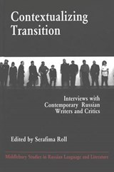 Contextualizing Transition |  |