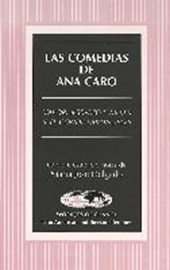 Las comedias de Ana Caro