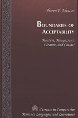 Boundaries of Acceptability | Sharon P. Johnson |