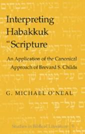 Interpreting Habakkuk as Scripture