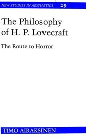 The Philosophy of H. P. Lovecraft
