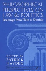 Philosophical Perspectives on Law and Politics | auteur onbekend |