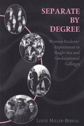 Separate by Degree | Leslie Miller-Bernal |