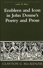 Emblem and Icon in John Donne's Poetry and Prose
