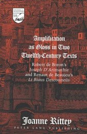 Amplification as Gloss in Two Twelfth-Century Texts