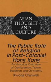 The Public Role of Religion in Post-Colonial Hong Kong