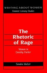 The Rhetoric of Rage | Sondra Melzer |