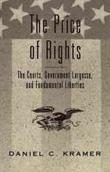 The Price of Rights | Daniel C. Kramer |