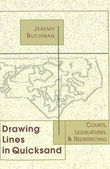 Drawing Lines in Quicksand | Jeremy Buchman |