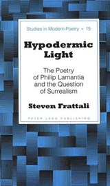 Hypodermic Light | Steven Frattali |