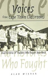 Voices from Cape Town Classrooms