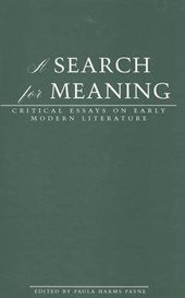 A Search for Meaning