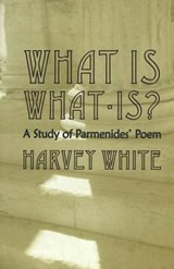 What Is What-Is? | Harvey White |