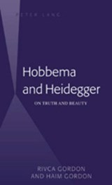 Hobbema and Heidegger | Rivca Gordon |