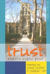 Trust and the Public Good