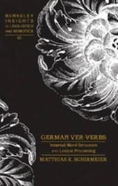 German ver-Verbs