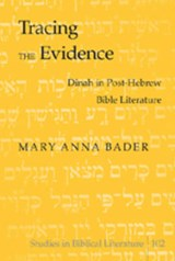 Tracing the Evidence | Mary Anna Bader |