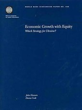 Economic Growth with Equity | Diana Cook |