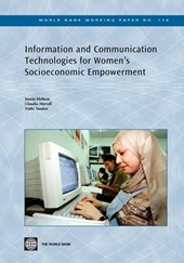 Information and Communication Technologies for Women's Socio