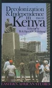 Decolonization & Independence in Kenya 1940-93