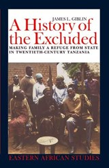 A History of the Excluded | Giblin, James L. ; Giblin, Blandina Kaduma |
