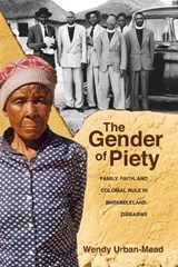 Gender of Piety | Wendy Urban-mead |