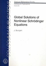 Global Solutions of Nonlinear Schrodinger Equations | Jean Bourgain |