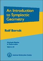 An Introduction to Sympletic Geometry