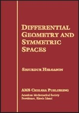 Differential Geometry and Symmetric Spaces | Sigurdur Helgason |