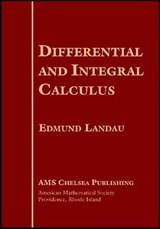 Differential and Integral Calculus | Edmund Landau |