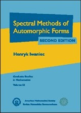 Spectral Methods of Automorphic Forms | Henryk Iwaniec |