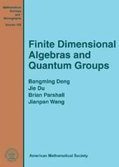 Finite Dimensional Algebras and Quantum Groups