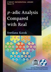 p-adic Analysis Compared With Real