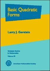 Basic Quadratic Forms