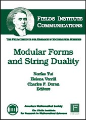 Modular Forms and String Duality