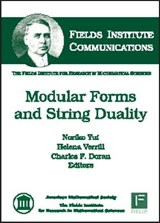 Modular Forms and String Duality |  |