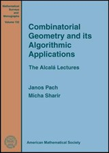 Combinatorial Geometry and Its Algorithmic Applications | Pach, Janos ; Sharir, Micha |